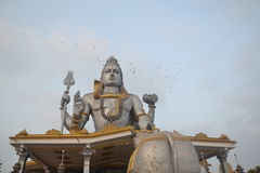 Άγαλμα Shiva - Murudeshwar στοκ φωτογραφίες με δικαίωμα ελεύθερης χρήσης