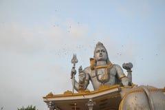 Άγαλμα Shiva - Murudeshwar στοκ φωτογραφίες