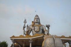Άγαλμα Shiva - Murudeshwar στοκ εικόνα με δικαίωμα ελεύθερης χρήσης