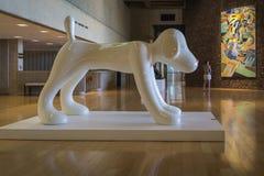 Άγαλμα Snoopy Στοκ Φωτογραφία
