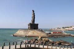 Άγαλμα Thiruvalluvar στοκ εικόνα με δικαίωμα ελεύθερης χρήσης