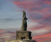 Άγαλμα Thiruvalluvar, Kanyakumari, Tamilnadu, Ινδία στοκ φωτογραφίες με δικαίωμα ελεύθερης χρήσης