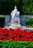 Άγαλμα Wien Sissi Στοκ φωτογραφίες με δικαίωμα ελεύθερης χρήσης