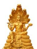 Άγαλμα Wisnu ή narayana στοκ φωτογραφία