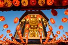 Άγαλμα Yin Kuan Στοκ Εικόνα
