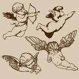 άγγελοι Στοκ φωτογραφία με δικαίωμα ελεύθερης χρήσης