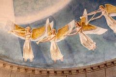 άγγελοι Στοκ Εικόνες
