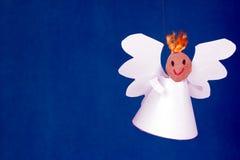 Άγγελος αγοριών εγγράφου Στοκ φωτογραφίες με δικαίωμα ελεύθερης χρήσης