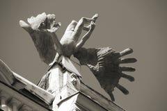 άγγελος πεσμένος Στοκ Εικόνα