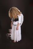 άγγελος που κουράζετ&alpha Στοκ φωτογραφία με δικαίωμα ελεύθερης χρήσης