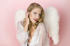 άγγελος προκλητικός Στοκ εικόνα με δικαίωμα ελεύθερης χρήσης