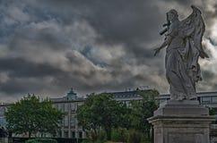 Άγγελος στη Βιέννη Στοκ φωτογραφία με δικαίωμα ελεύθερης χρήσης