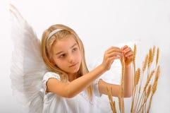 Άγγελος της αφθονίας στοκ εικόνα με δικαίωμα ελεύθερης χρήσης