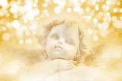 Άγγελος Χριστουγέννων Στοκ φωτογραφίες με δικαίωμα ελεύθερης χρήσης