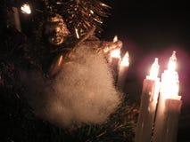 άγγελος χρυσός Στοκ Εικόνα