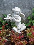Άγγελος 001 Στοκ Εικόνες