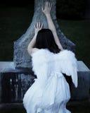 άγγελος 6 πεσμένος Στοκ Εικόνες