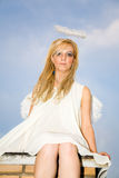 άγγελος στοκ φωτογραφία με δικαίωμα ελεύθερης χρήσης