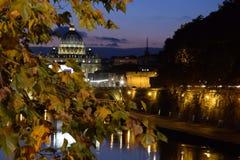 Άγγελος Castel του ST στη Ρώμη, Ιταλία στοκ εικόνα