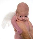 άγγελος λίγα Στοκ φωτογραφία με δικαίωμα ελεύθερης χρήσης