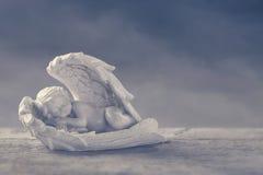 άγγελος λίγα Στοκ Φωτογραφία