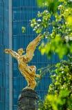 Άγγελος ανεξαρτησίας, Πόλη του Μεξικού Στοκ φωτογραφίες με δικαίωμα ελεύθερης χρήσης
