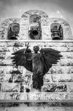 Άγγελος από τον τομέα ποιμένων Στοκ Εικόνες