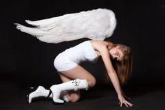 Άγγελος γυναικών Στοκ φωτογραφίες με δικαίωμα ελεύθερης χρήσης