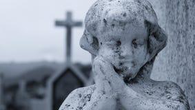 Άγγελος επίκλησης Στοκ Φωτογραφίες