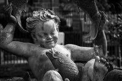 άγγελος ευτυχής στοκ εικόνες με δικαίωμα ελεύθερης χρήσης