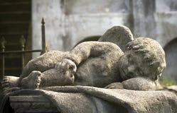 Άγγελος θανάτου Στοκ φωτογραφίες με δικαίωμα ελεύθερης χρήσης