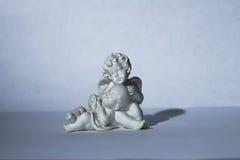 Άγγελος και παιδί φυλάκων Στοκ Εικόνα