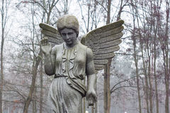 Άγγελος νεκροταφείων Στοκ Εικόνες