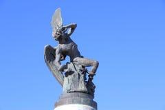 άγγελος πεσμένος Στοκ φωτογραφίες με δικαίωμα ελεύθερης χρήσης