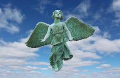 Άγγελος πετάγματος Στοκ Εικόνες