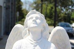 Άγγελος που ανατρέχει Στοκ εικόνα με δικαίωμα ελεύθερης χρήσης