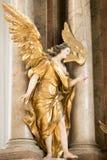 Άγγελος στην εκκλησία Μόναχο του ST Peters στοκ φωτογραφία