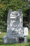 Άγγελος της θλίψης Στοκ Εικόνες
