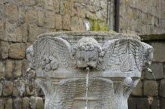 Άγγελος της πηγής, Βιτέρμπο 2 Στοκ Εικόνες