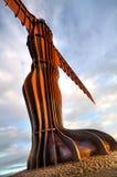 Άγγελος του Βορρά Στοκ φωτογραφία με δικαίωμα ελεύθερης χρήσης