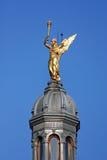 Άγγελος του Διαφωτισμού Στοκ εικόνες με δικαίωμα ελεύθερης χρήσης