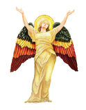 Άγγελος του Θεού Απεικόνιση αποθεμάτων
