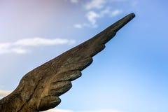 Άγγελος φτερών Στοκ φωτογραφία με δικαίωμα ελεύθερης χρήσης
