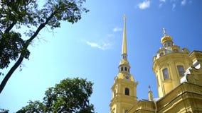 Άγιοι Paul Peter καθεδρικών ναών απόθεμα βίντεο
