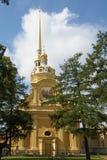 Άγιοι Peter και καθεδρικός ναός του Paul, Άγιος Πετρούπολη, Ρωσία Στοκ Φωτογραφίες