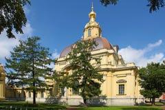 Άγιοι Peter και καθεδρικός ναός του Paul, Άγιος Πετρούπολη, Ρωσία Στοκ Εικόνες