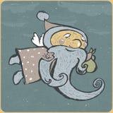 Άγιος Βασίλης Στοκ φωτογραφίες με δικαίωμα ελεύθερης χρήσης