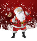 Άγιος Βασίλης Στοκ εικόνα με δικαίωμα ελεύθερης χρήσης
