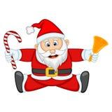 Άγιος Βασίλης για τη διανυσματική απεικόνιση σχεδίου σας Στοκ φωτογραφία με δικαίωμα ελεύθερης χρήσης