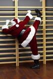Άγιος Βασίλης - κατάρτιση ικανότητας Στοκ Εικόνα